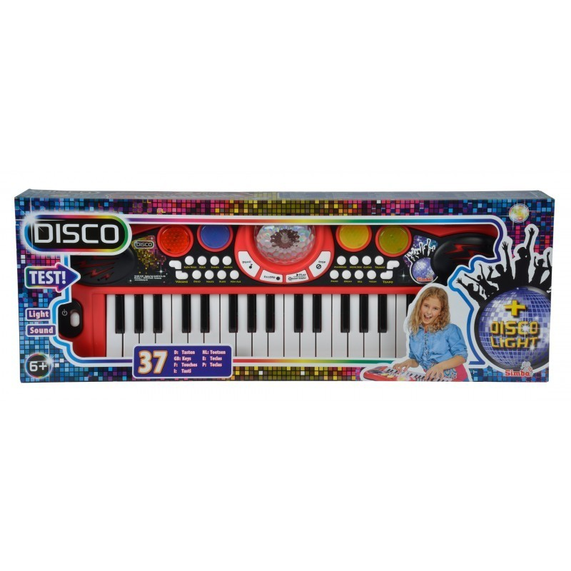 MMW Disco Keyboard
