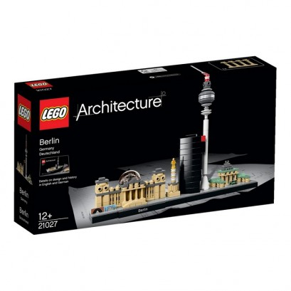 21027 Lego Skyline Collection Berlin
