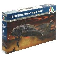 ITALERI UH-60/MH60 Black Hawk Night Raid