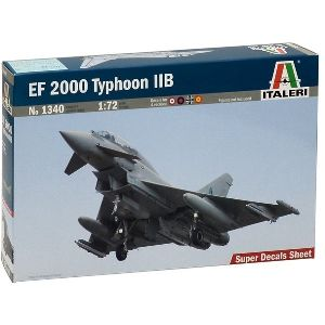 ITALERI EF 2000 Typhoon (Twin Seater)