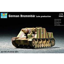 TRUMPETER German Brummbar Late