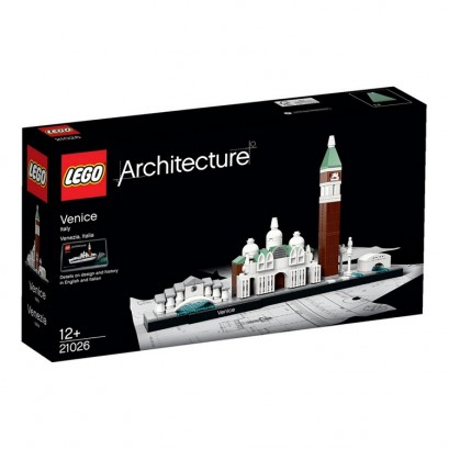 21026 Lego Skyline Collection Wenecja