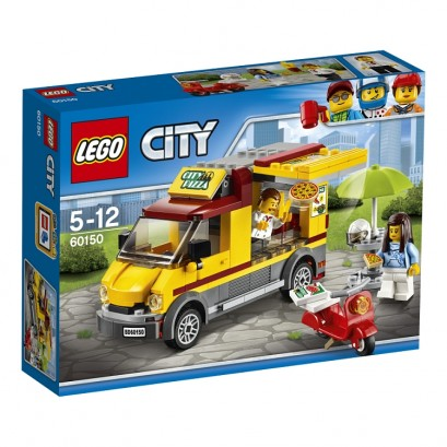 60150 Lego City Great Vehicles Foodtruck z pizzą