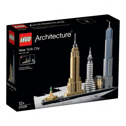 21028 Lego Skyline Collection Nowy Jork